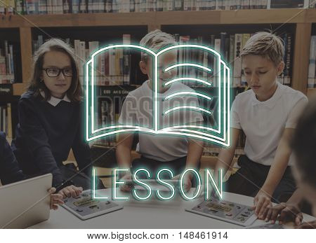 Technology Education Knowledge Lesson Concept