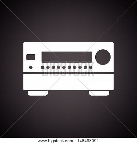 Home Theater Receiver Icon