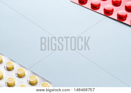 Pills In A Blister