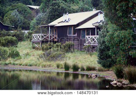 Cradle Mountain Lodge