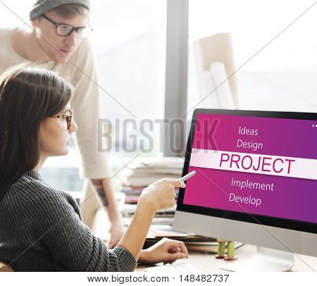 Project Design Implement Development Concept