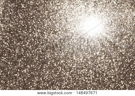 silver gold glitter christmas abstract holiday background