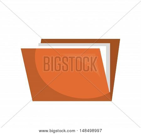 folder files archive icon vector illustration eps 10