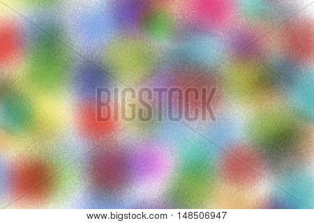 Abstract paint sprays by illustration background texture