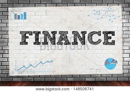 Finance Bar Graph Chart Investment Money