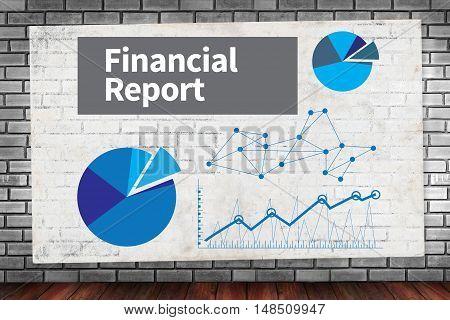 Financial Report   ( Money Cash Growth Analysis )