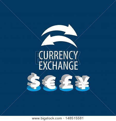pattern design exchange logo. Vector illustration of icon