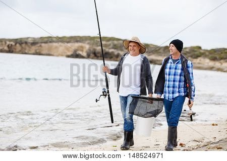 Picture of fisherman