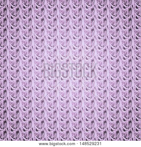 Purple kaleidoscope abstract background. Digitally generated image.