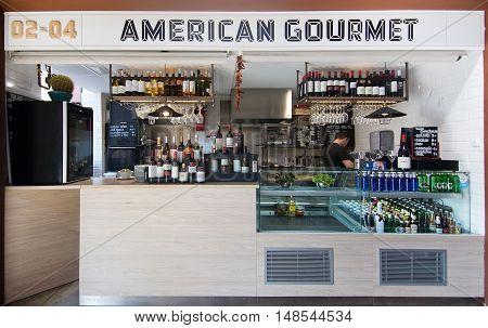 Sant Juan Market American Gourmet