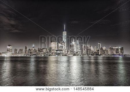 One World At Night