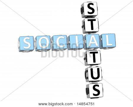 Social Status Crossword