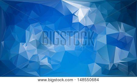 Geometric polygonal mosaic background, geometric pattern, triangle