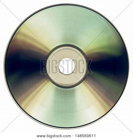 Vintage Looking Cd Dvd