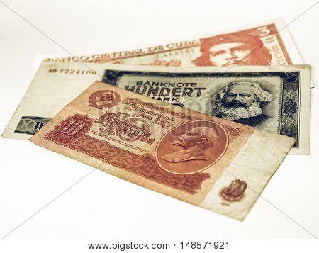 Vintage Money