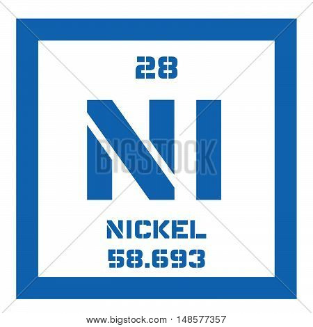 Nickel Chemical Element