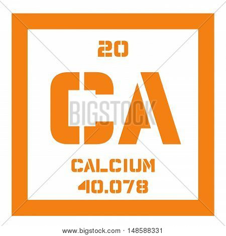 Calcium Chemical Element