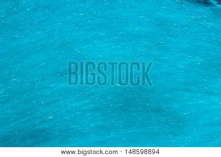 Blue water backdrop. Absract background with water splashes