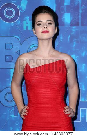 LOS ANGELES - SEP 18:  Vanessa Marano at the 2016  HBO Emmy After Party at the Pacific Design Center on September 18, 2016 in West Hollywood, CA