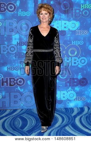 LOS ANGELES - SEP 18:  Melissa Leo at the 2016  HBO Emmy After Party at the Pacific Design Center on September 18, 2016 in West Hollywood, CA