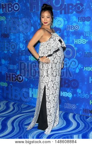LOS ANGELES - SEP 18:  Michelle Ang at the 2016  HBO Emmy After Party at the Pacific Design Center on September 18, 2016 in West Hollywood, CA