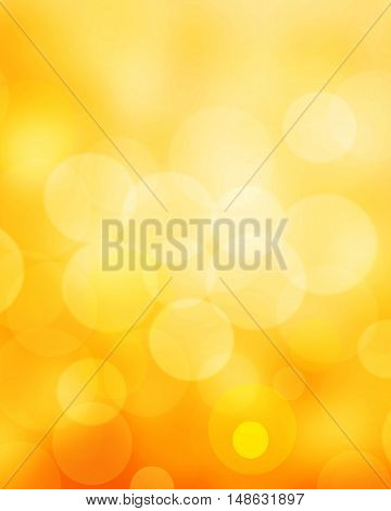abstract yellow backgrounds blur background .holiday card.