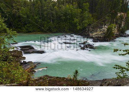 Reargaurd Falls