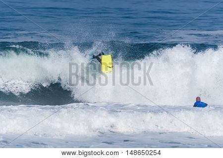 Ethan Nel (rsa) During The Viana Pro