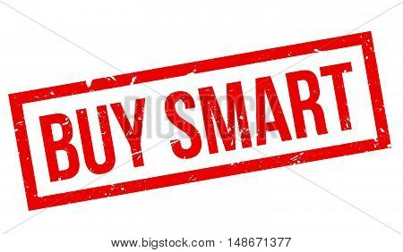 Buy Smart Rubber Stamp