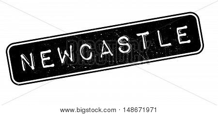 Newcastle Rubber Stamp