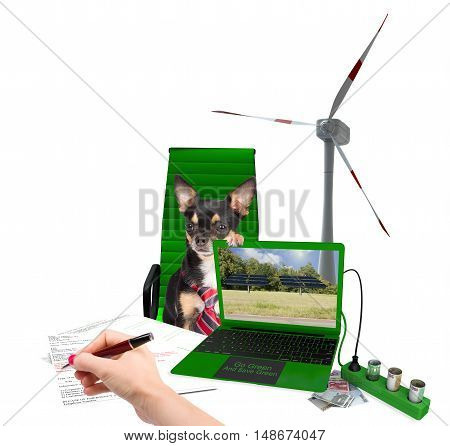 Save money with green energy and sign contract.jpg