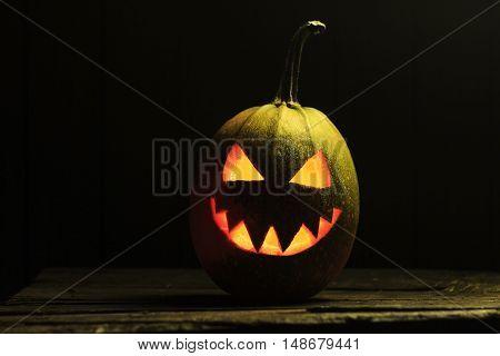 Halloween pumpkin head, a festive mood, holiday, October 31, Halloween