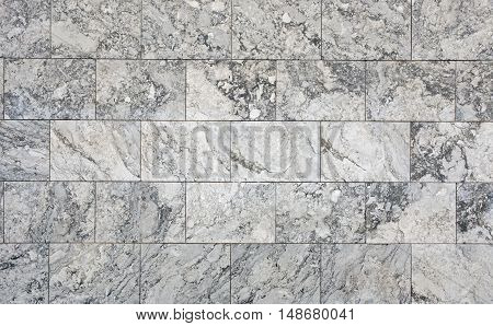 Grey stone wall (granite), background, texture, detail