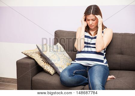 Having Migraines During Pregnancy