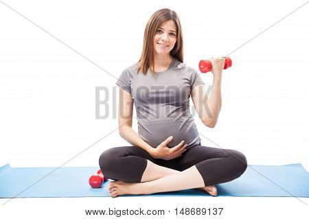 Lifting Weights During Pregnancy