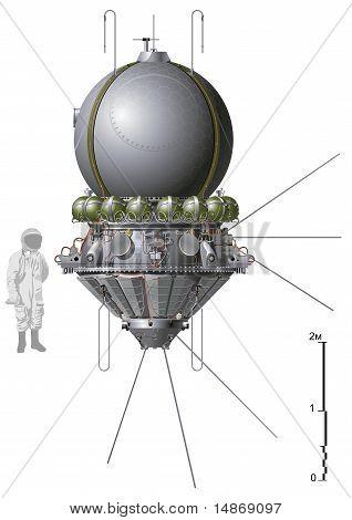 Vector first spaceship