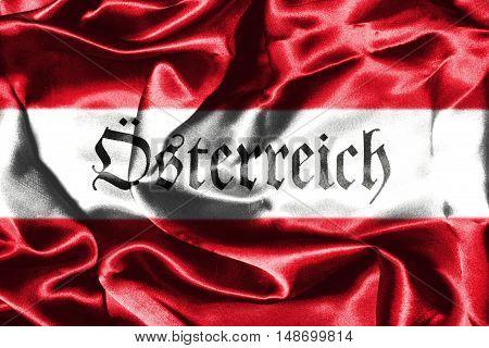 Austrian National Flag