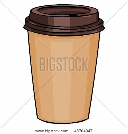 Plastic Cup With Lid For Hot Drinks