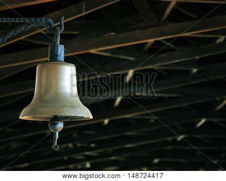Bell metal brass old antique hanging hanging