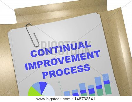 Continual Improvement Process Concept