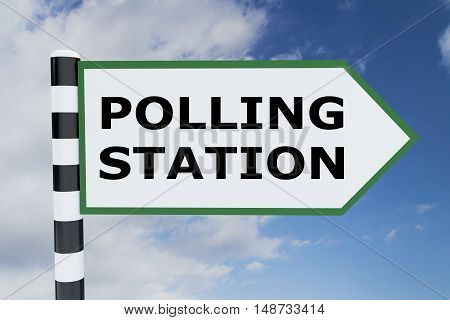 Polling Station Concept
