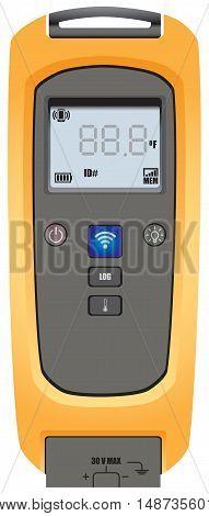 Temperature Module. Wireless Temperature Monitoring. K-Type Thermocouple.