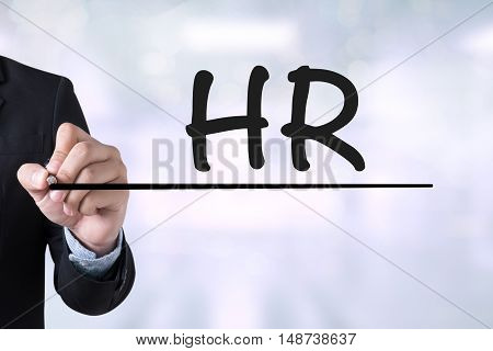 Hr   Human Resources Employment Job