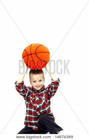 Basketball At Young Age