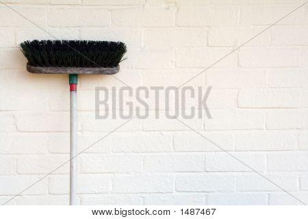 Resting Broom