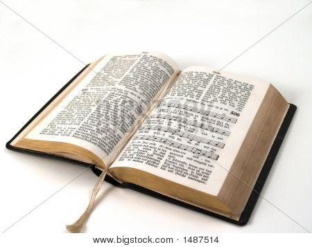 Open Hymnbook