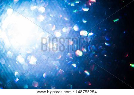 Blinking Shiny Photo Background. Abstract Backdrop. Diamonds background.