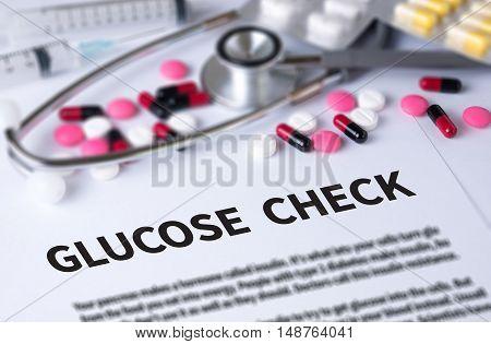 Glucose Check