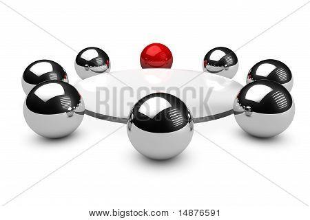 3D Meeting