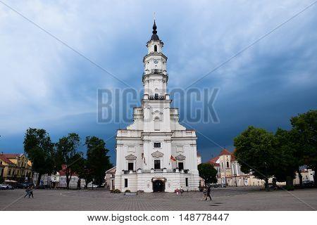 Kaunas Town Hall -